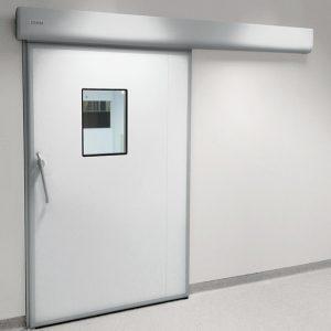 HERMETIC SLIDING DOOR GEZE