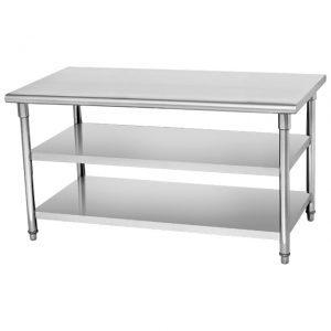 Meja Kitchen Stainless Steel