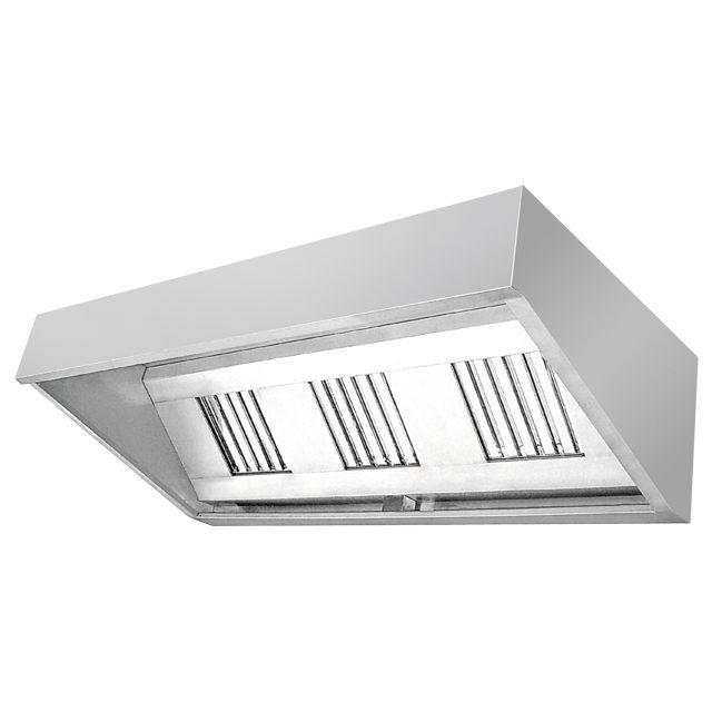 Cooker Hood/Penghisap Asap Stainless Steel