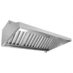 Cooker Hood/Penghisap Asap Stainless Steel 2