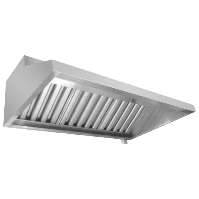 Cooker Hood/Penghisap Asap Stainless Steel 2