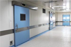 Hermetic Door System SCANMATIC