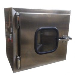 Pass Box Mechanical Lock Stainless Steel 304